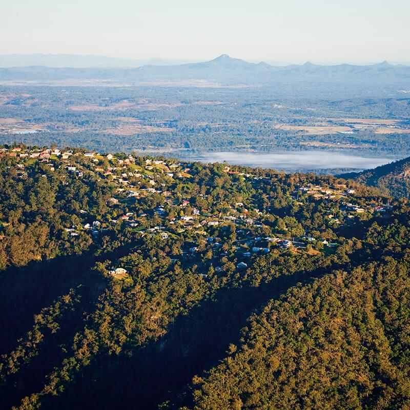 Tamborine Mountain Scenic Rim