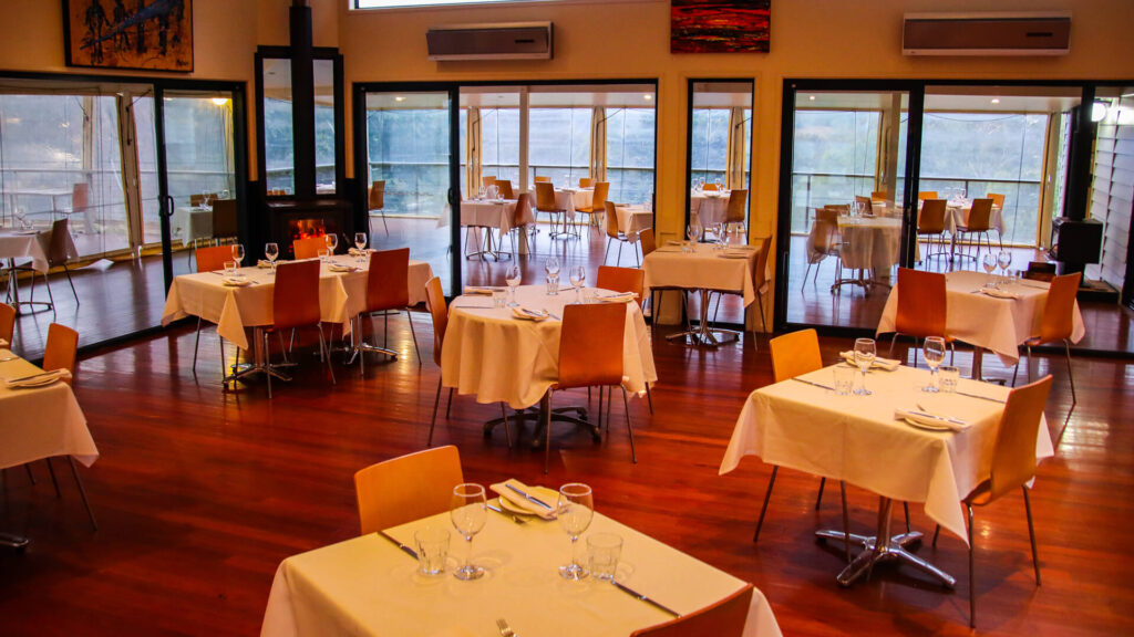 Destination Scenic Rim The Vue Restaurant